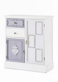 Commode Fiona, bpc living, blanc