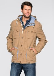Veste Regular Fit, bpc bonprix collection, beige