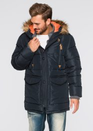 Parka d'hiver Regular Fit, RAINBOW, bleu