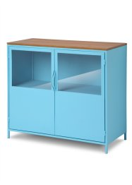 Commode Jena, bpc living, bleu clair/naturel