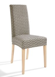 Housse de chaise Rena, bpc living, gris