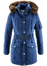 Parka, bpc bonprix collection, bleu nuit