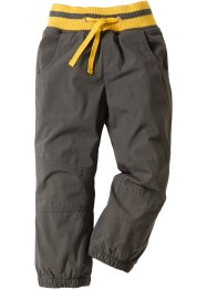 Pantalon thermo, John Baner JEANSWEAR, anthracite