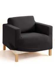 Housse Gitte, bpc living, anthracite