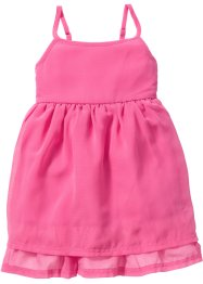 Robe, bpc bonprix collection, rose flamant