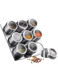 Support à épices aimanté (Ens. 10 pces.), bpc living bonprix collection