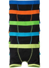 Lot de 5 boxers, bpc bonprix collection, noir/multicolore