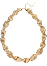 Collier torsadé, bpc bonprix collection, doré