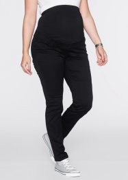 Legging en jean de grossesse, bpc bonprix collection, black denim