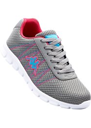 Tennis Smooth Foam, Kappa, gris/fuchsia