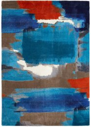 Tapis Chris, bpc living, bleu