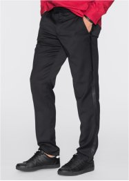 Pantalon Slim Fit Straight, RAINBOW, noir