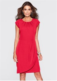 Robe fourreau, bpc selection premium, rouge