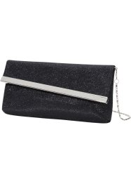 Pochette scintillante, bpc bonprix collection, noir