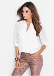 Blouse, bpc selection premium, blanc