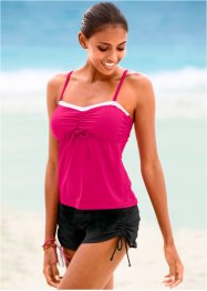 Haut de tankini, bpc bonprix collection, rouge