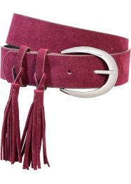 Ceinture, bpc bonprix collection, bordeaux