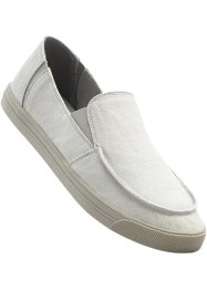 Slippers, bpc bonprix collection, gris clair