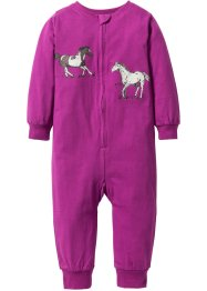 WOW Combipyjama, bpc bonprix collection, violet orchidée