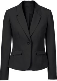 Blazer Business, BODYFLIRT, noir