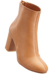 Bottines, BODYFLIRT, cognac
