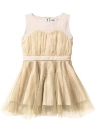 Robe en tulle Marcell von Berlin for bonprix, Marcell von Berlin for bonprix, gold