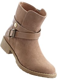 Bottines, bpc bonprix collection, marron