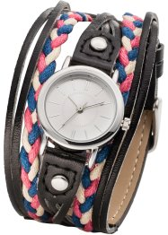 Montre Sophie, bpc bonprix collection, noir