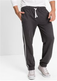 Pantalon de jogging Regular Fit, bpc bonprix collection, bleu foncé