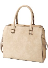 Sac à  main, bpc bonprix collection, beige