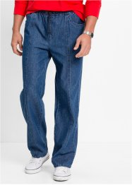 Pantalon confort Classic Fit, bpc bonprix collection, bleu