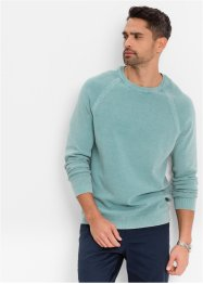 Pull Regular Fit, bpc bonprix collection, turquoise