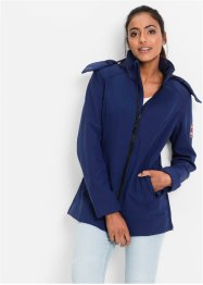 Veste softshell extensible, bpc bonprix collection, bleu nuit