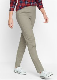 Legging extensible slim, bpc bonprix collection, new kaki