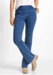 Jean extensible bootcut, bpc bonprix collection, bleu stone