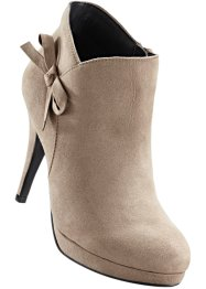 Bottines, BODYFLIRT, taupe
