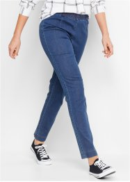 Legging en jean slim, bpc bonprix collection, bleu stone