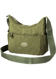 Mini besace Casual, bpc bonprix collection, olive