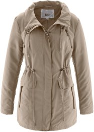 Parka, bpc bonprix collection, taupe