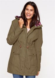 Veste, bpc bonprix collection, vert kaki