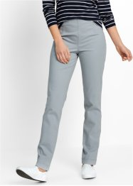 Pantalon extensible Droit, bpc bonprix collection, blanc