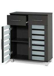 Armoire 2 portes et 2 tiroirs Ted, bpc living bonprix collection