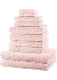 Serviettes de toilette (Ens. 10 pces.), bpc living bonprix collection