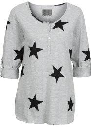 T-shirt imprimé étoiles, RAINBOW