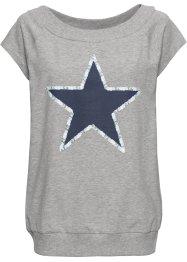 T-shirt à étoile, RAINBOW