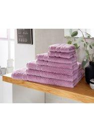 Serviettes de toilette (Ens. 7 pces.), bpc living bonprix collection