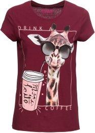 T-shirt imprimé, RAINBOW