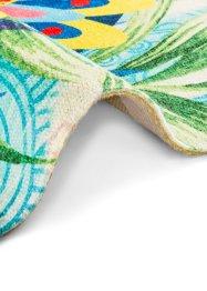 Tapis imprimé numérique multicolore, intérieur et extérieur, bpc living bonprix collection