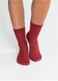 Lot de 10 paires de chaussettes basiques, bpc bonprix collection