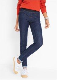 Lot de 2 leggings en jean confort-stretch, John Baner JEANSWEAR